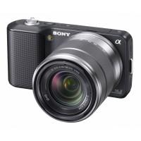 Sony NEX-3KB Systemkamera (14 Megapixel, Live View, HD Videoaufnahme) Kit schwarz inkl. 18-55mm Objektiv-22