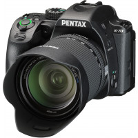 Pentax K-70 Gehäuse (24 Megapixel, 3 Zoll Display, Live-view, Full HD, Pixelshift) inkl. 18-135mm WR schwarz-22