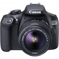 Canon EOS 1300D Digitale Spiegelreflexkamera (18 Megapixel, APS-C CMOS-Sensor, WLAN mit NFC, Full-HD) Kit inkl. EF-S 18-55mm IS Objektiv-22