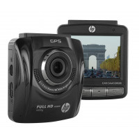 HP CAR DV F-500G Dashcam schwarz-22