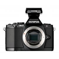 Olympus E-M5 OM-D Gehäuse kompakte Systemkamera (16 Megapixel, 7,6 cm (3 Zoll) Display, bildstabilisiert) schwarz-22