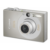 Canon IXUS 70 Digitalkamera (7 Megapixel, 3-fach opt. Zoom, 6,4 cm (2,5 Zoll) Display) silber-22