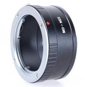 Leinox AD-S11 Adapterring für Minolta MD-Objektive auf Sony NEX, Schwarz-21