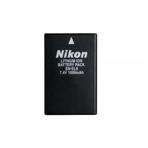 Nikon Lithium-Ionen Akku EN-EL9-21