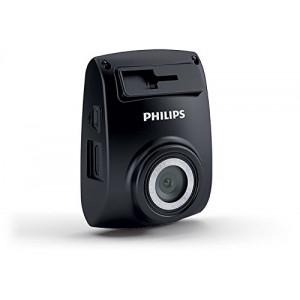 Philips Dashcam Autokamera ADR610 Blickwinkel horizontal=100 ° 12 V, 24 V Auffahrwarner, Display,-21