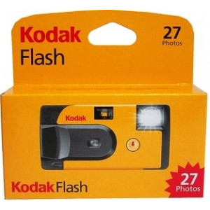 Kodak Flash Einwegkamera, 27 Bilder, ISO 400-21
