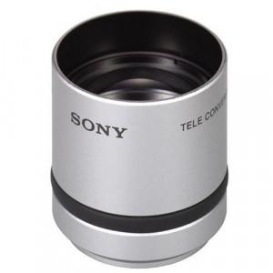Sony VCL-DH2630 Televorsatz für Cyber-shot P93/-P73 und DSC-W1 Faktor 2,6-21