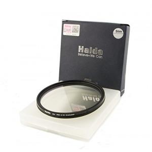 HAIDA Slim Pro II MC Optical GND Verlaufsfilter 0,9 (8x) (12,5 %) 62mm inkl. Cap-21