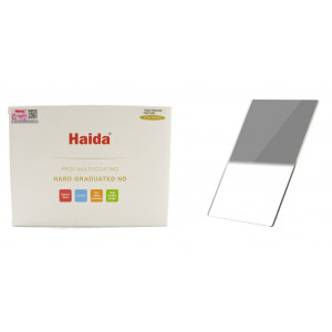 HAIDA Pro II MC Optical 150 mm x 100 mm GND HARD Edge Verlaufsfilter ND0,3 (2x)-21