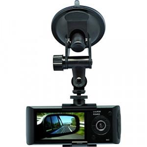 Manta MM334 DVR-Kfz Black Box Kamera (6,9 cm (2,7 Zoll) LCD-Display, SXGA, 6 LED, SD-kartenslot)-22
