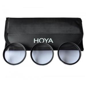 HOYA 3er Filterset DFK67 (UV,PLC,ND) 67mm + 2 JAHRE GARANTIE-21