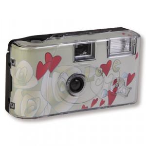 10x Hochzeitskamera Einwegkamera Love-22