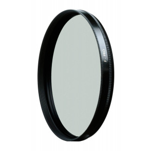 B+W circular Polfilter nach Käsemann 77mm, High Transmission, F-Pro, MRC 77mm-22