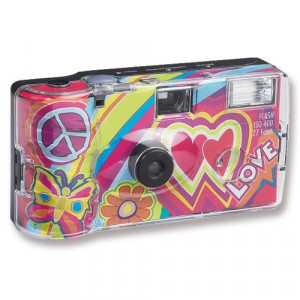 10x Hochzeitskamera Einwegkamera Love Kult-22