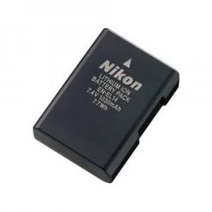 Original Nikon EN-EL14 EN-EL 14 Akku / made in Japan / keine lose Ware / passend für Nikon Coolpix P7000 P7100 / Spiegelreflex DSLR D3100 D3200 D5100 D5200 / 7,4v 1030mAh 7.7Wh-21