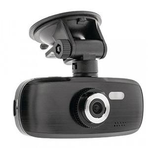 König Full-HD-Dashcam-Halterung mit Saugnapf, Schwarz-21