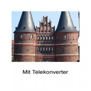 SIOCORE 2.0x TELEKONVERTER (Standard-Version) für Nikon CoolPix P7800-22
