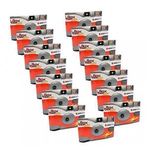 15x PHOTO PORST Einwegkamera / Hochzeitskamera / Partykamera Agfa (27 Fotos, Blitz, 15-er Pack-22