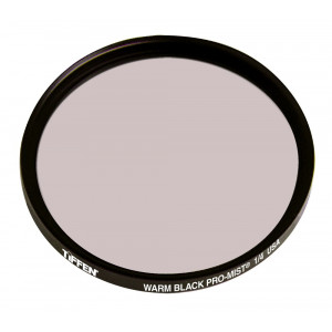 Tiffen Filter 49MM WARM BLACK PRO-MIST 1/4-21