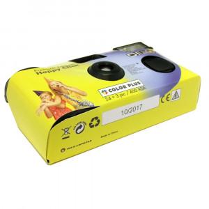 10x PHOTO PORST Einwegkamera / Hochzeitskamera / Partykamera HC gelb (27 Fotos, Blitz, 10-er Pack)-22