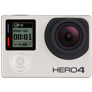 GoPro HERO4 Silver Adventure Actionkamera (12 Megapixel, 41,0 mm x 59,0 mm x 29,6 mm)-22