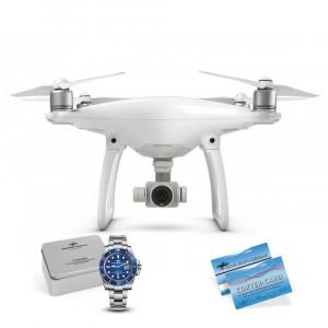 DJI Phantom 4 Basic mit 4K Kamera + Fluguhr Flymariner 3-Achs Gimbal 12MP Anti-Kollisions-System-22