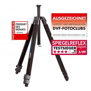 Cullmann MAGNESIT 532 Stativ ohne Kopf (2 Auszüge, Tragfähigkeit 8 kg, 182cm Höhe, Packmaß 70cm)-22