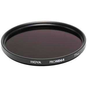 Hoya YPND006477 Pro ND-Filter (Neutral Density 64, 77mm)-21