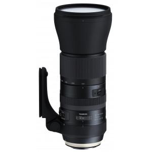 Tamron SP 150-600mm F/5-6.3 Di VC USD G2 Canon schwarz-21