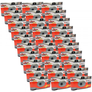 30x PHOTO PORST Einwegkamera / Hochzeitskamera / Partykamera Agfa (27 Fotos, Blitz, 30-er Pack-22