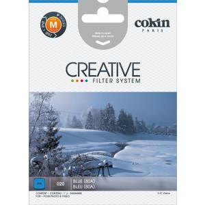 Cokin X020 Farbfilter (80A) Größe S blau-22
