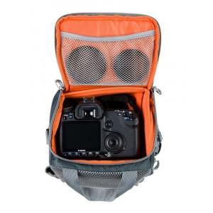 Genesis Rover Colttasche grün für DSLR Kamera, Systemkamera (wasserabweisende Bauchtasche, Zubehörtasche, Schnellzugriff)-22