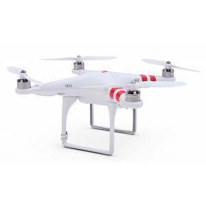 DJI Phantom 3 Profi Antenne UAV Quadcopter Drone Professionelle mit integriertem 4 K Full HD Video Kamera - Weiß-22