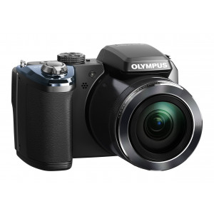 Olympus SP-820 Digitalkamera (14 Megapixel, 40-fach opt. Zoom, 7,6 cm (3 Zoll) LCD-Display) inkl. Batterien schwarz-22
