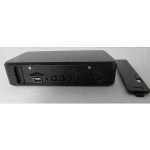Mobile Spy-Cam Blackbox incl 64 GB Speicher 1080p, viele Einstellmöglichkeiten, bis 256 GB Speicherunterstützung, Bewegungserkennung, Intervall-Foto. Spionage-Kamera, Überwachungs-Kamera Mini-Kamera Verwendung als Dashcam möglich. Marke: BriReTec®-22