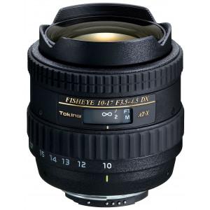 Tokina ATX 3,5-4,5/10-17 DX C/AF Objektiv für Canon-22