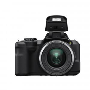 Fujifilm FinePix S8600 Kompaktkamera (16 Megapixel, 7,6 cm (3 Zoll) Display, 36-fach opt. Zoom, Kompakte Bauweise) schwarz-22