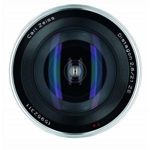 Carl Zeiss 21 mm / F 2,8 ZE DISTAGON T Objektiv ( Canon EF / EF-S-Anschluss )-22