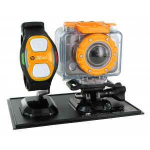 HP ac200w Aktion Kamera mit wasserdichtem Gehäuse und Fernbedienung-21