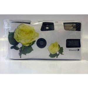 "Hochzeitskamera ""Yellow Roses"" 10er Pack Einwegkamera mit Blitz (27 Aufn. 400 ASA)-21"