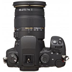 Sigma SD1 Merrill SLR-Digitalkamera (46 Megapixel, 7,6 cm (3 Zoll) Display, CF-Kartenslot) Kit inkl. 17-50 mm F2,8 EX DC OS Objektiv für Sigma Objektivbajonett-22