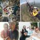 """Smatree SmaPole Q1 Erweiterbar Selfie Stick / Einbeinstativ mit Stativ + Schraube für GoPro Hero, Hero 4/3+/3/2/1 hd und Kompaktkameras mit 1/4"""" Gewindebohrung-06"""