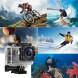 APEMAN Full HD Action Kamera 1080P Sports Camera Cam 170° Weitwinkel-Objektiv mit Transporttasche und Zubehör Kit-09