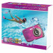 Easypix W1024 Splash Digitalkamera (10 Megapixel, 4-fach digitaler Zoom, 6,1 cm (2,4 Zoll) Display) pink-05
