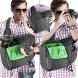 Neewer® Professionelle voll ausgestattete Wasserfeste und Reißfeste Langlebige DSLR Kamera, Objektiv und Zubehör Rucksack Fall-08