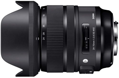SIGMA 24-70mm F2,8 DG OS HSM
